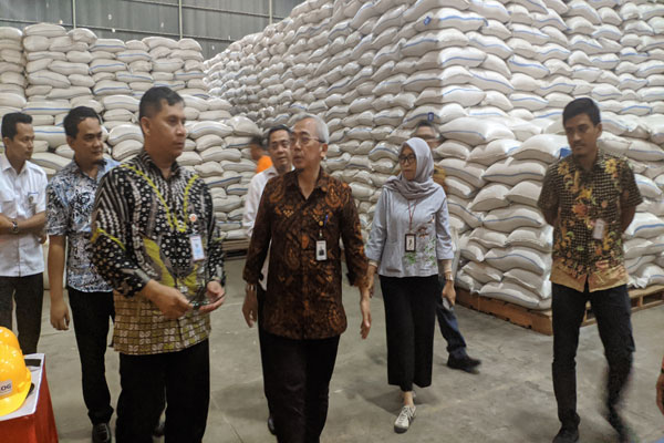 Ramadan saat Pandemi, Bulog Jateng Siapkan 116.451 Ton Beras