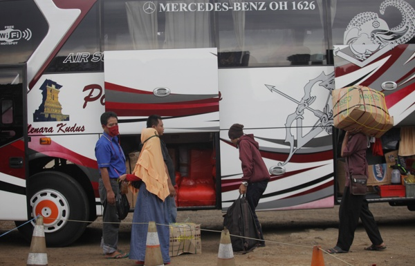 Pemerintah Terapkan Larangan Mudik, Jumlah Pemudik di Jateng Capai 600.000 Orang