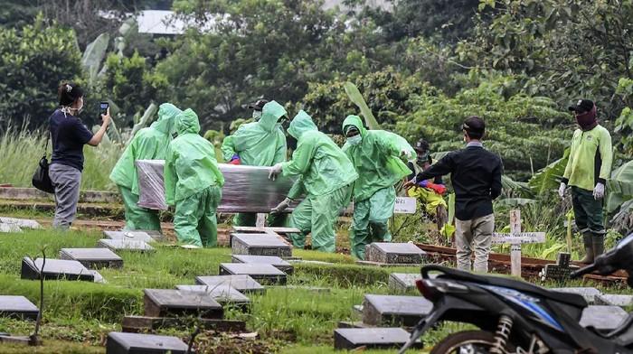 Terkuak, Ini Penyebab Dua Petugas Pemakaman Jenazah Covid-19 di Tegal Dihajar Massa