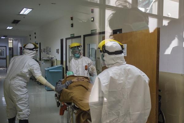 Gubernur Ganjar Bantah 11 Kasus Kematian Positif Virus Corona di Jateng Terjadi dalam Sehari
