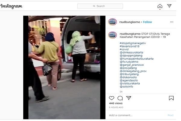 Tiga Perawat RSUD Bung Karno Solo Diusir dari Indekos, Gubernur Jateng Tegur Pemilik