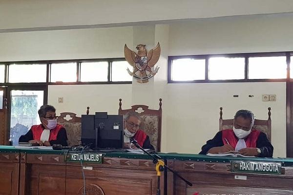 3 Jaksa Kejaksaan Jateng Wajib Kembalikan Uang Suap