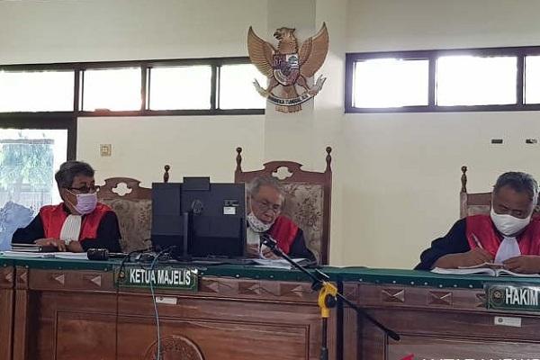 Eks Aspidsus Kejaksaan Jateng Divonis Bui 2,5 Tahun