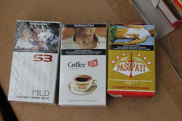 Bea Cukai Jateng DIY Amankan Rokok Ilegal Senilai Rp9,87 M