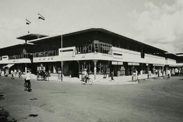 Mengulik Sejarah Pasar Johar Semarang