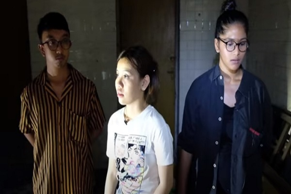 Kru Billy Christian Bikin Lingkaran di Semarang demi Rasakan Energi Hantu