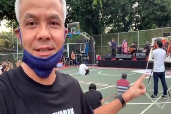 Panggung Kahanan Jadi Sarana Seniman Semarang Berkreasi