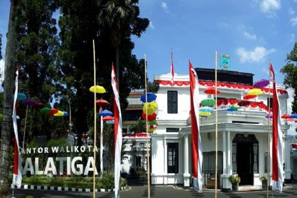 PNS Salatiga Positif Covid-19, Kompleks Balai Kota Disterilkan