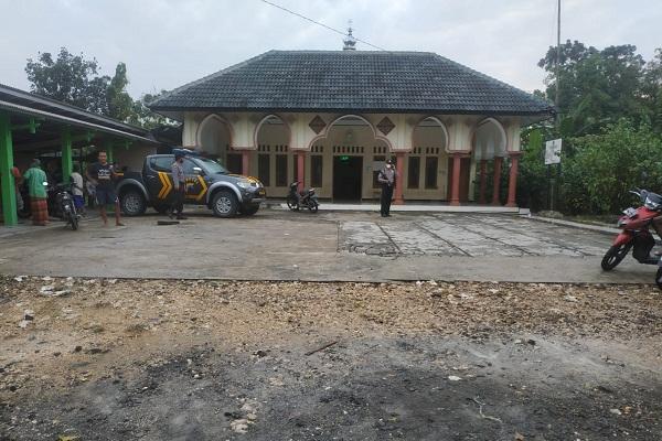Bulan Puasa, Warga Jepara Nekat Curi Uang Kotak Amal Masjid di Grobogan