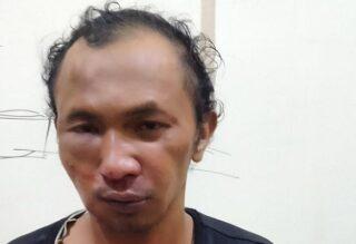 Ahmad Amin, warga Jepara pencuri uang kotak amal masjid. (Semarangpos.com-Polsek Toroh)
