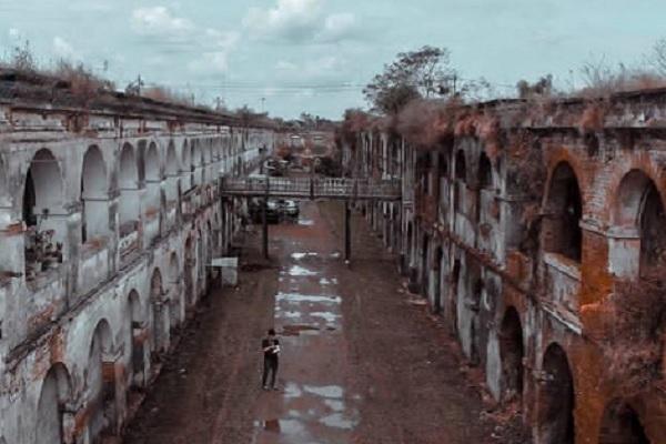 Fort Willem I Bawa Wisatawan ke Ambarawa Masa Kolonial Belanda
