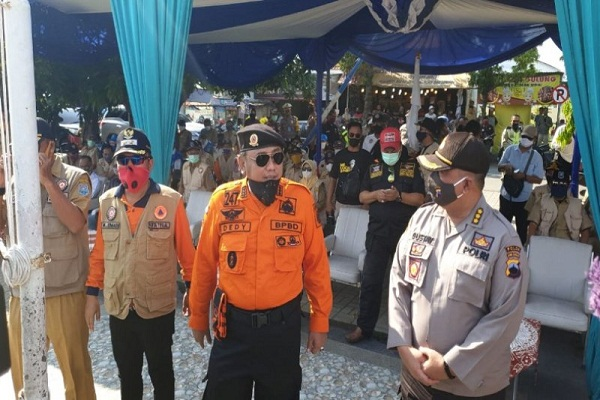 Pesta Kembang Api Penutupan PSBB Tegal Batal