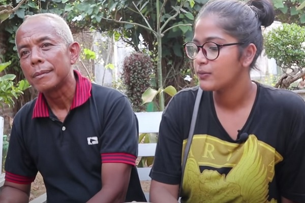 Gadis Indigo Jelaskan Alasan di Balik Nama Rumah Pocong Sumi Jogja