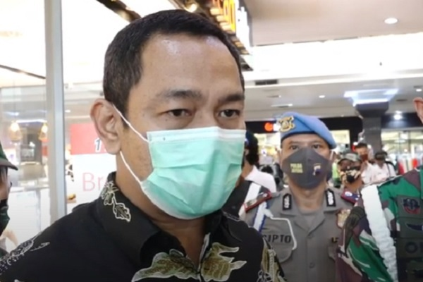 Wali Kota Semarang Cek Kesiapan New Normal di Java Mall