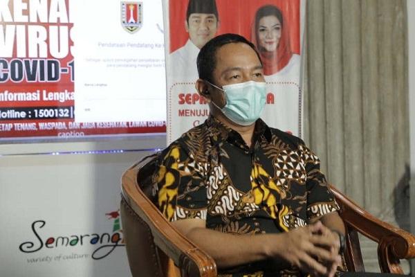 Wali Kota Akui Potensi New Normal Semarang Mundur