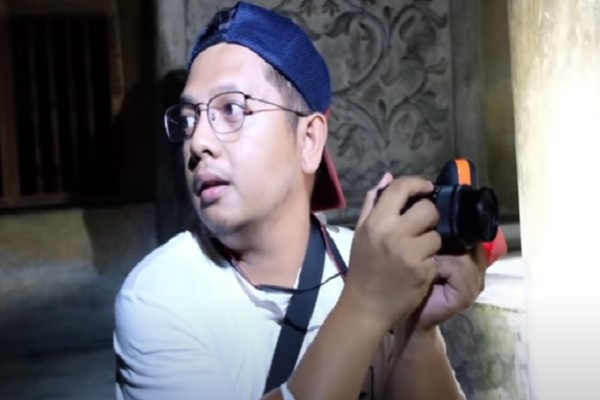Youtuber Billy Christian Mati Rasa di Pasarean Ledoksari Jogja