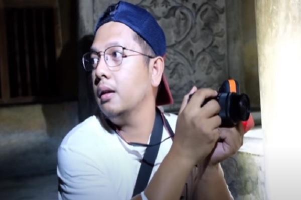 Youtuber Billy Christian Mati Rasa di Pasarean Ledoksari Jogja