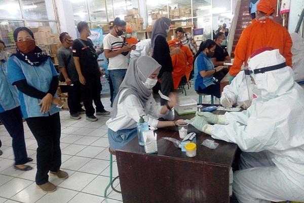Bersiap New Normal, Grobogan Gencar Rapid Tes