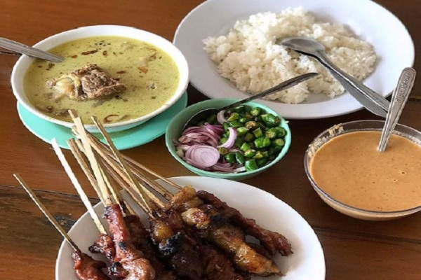 Sate Sapi Pak Kempleng Juaranya Kuliner di Ungaran