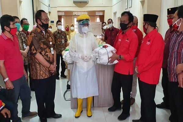 Positif Covid-19 Terus Naik, Ketua DPRD Jateng Minta Pemprov Lebih Tegas