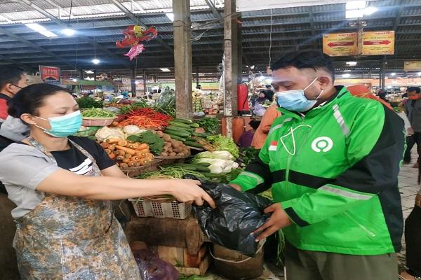 Belanja di 7 Pasar Semarang Ini Bisa Dilakukan dari Rumah