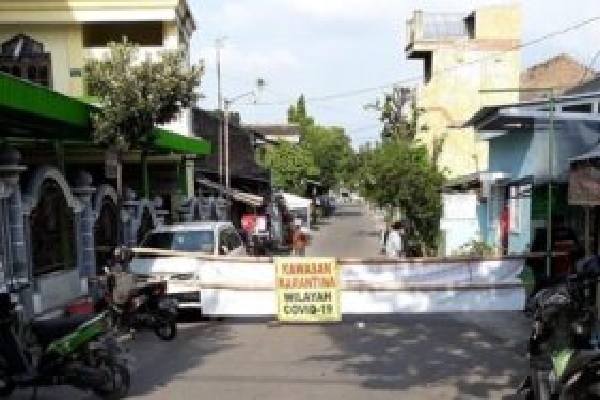 Satu Warga Joyotakan Solo Positif Corona Tularkan ke Banyak Orang, 2 Anak Balita Positif