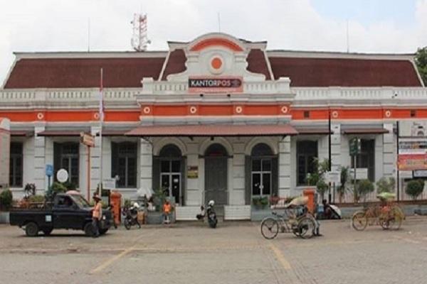 Kantor Pos Besar Semarang Nan Sarat Sejarah