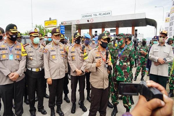 Kapolda Jateng Waspadai Ancaman Teroris Jelang Hari Raya