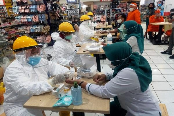 Lima Karyawan Reaktif Covid-19, Luwes Purwodadi Tutup Sementara