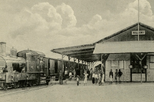 Sejarah Stasiun Willem I Sebelum Jadi Museum Kereta Api Ambarawa