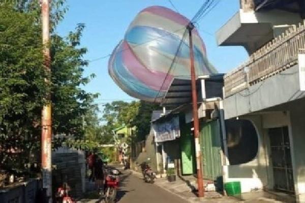 Penerbangan Balon Udara Boleh Sesuai Aturan, Ini Penjelasan Danlanud Adi Soemarmo