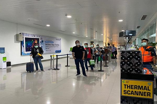 Penumpang Positif Covid-19 Lolos Naik Pesawat, Bandara Ahmad Yani Akui Lalai