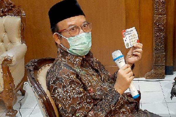 Umat Islam Banyumas Diajak Laksanakan Salat Id di Rumah Saja