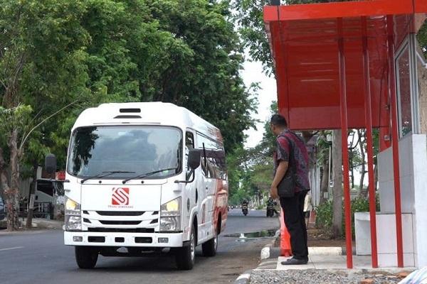 Duh, 2.000 Angkutan di Semarang Mangkrak Akibat Covid-19