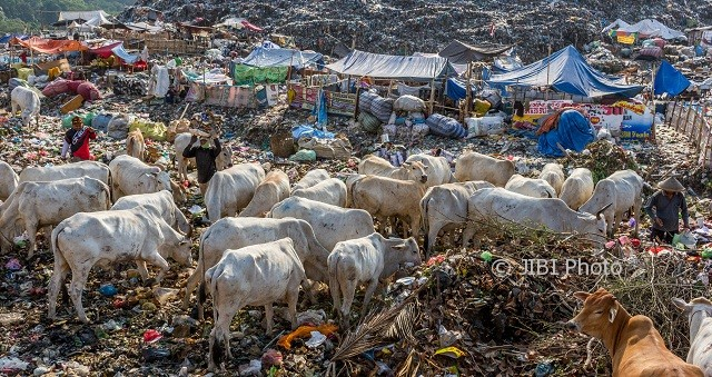 Volume Sampah di Semarang Turun 20% Jelang Lebaran 2020