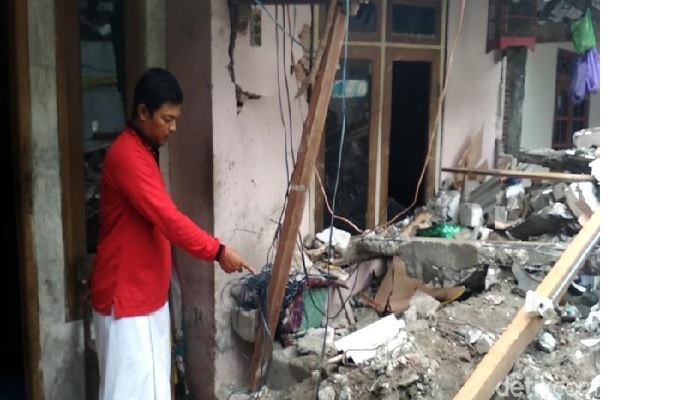 Kapolsek di Rembang Tabrak Rumah dan 2 Meninggal, Polda Jateng Turun Tangan