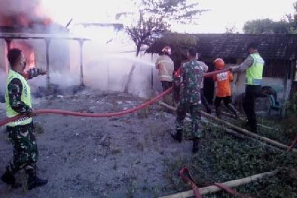 Ribuan Liter BBM dalam Kebakaran di Boyolali Masih Diselidiki Polisi