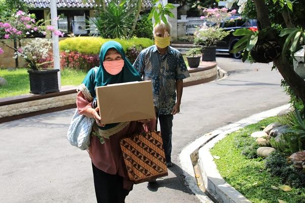 Kisah Unik Lansia Semarang yang Daftar Sukarelawan Tenaga Medis Covid-19