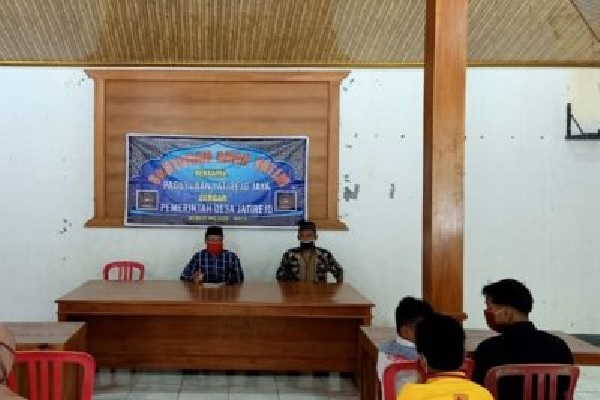Pantas Dicontoh, Paguyuban Perantau Jatirejo Jaya Wonogiri Santuni 36 Anak Yatim