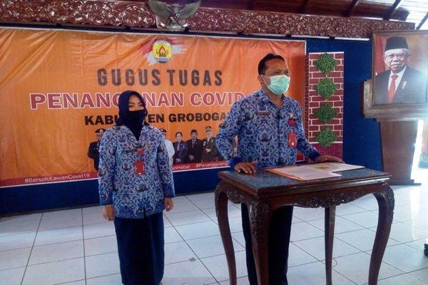 Transmisi Lokal, Perempuan Hamil di Grobogan Positif Terjangkit Covid-19