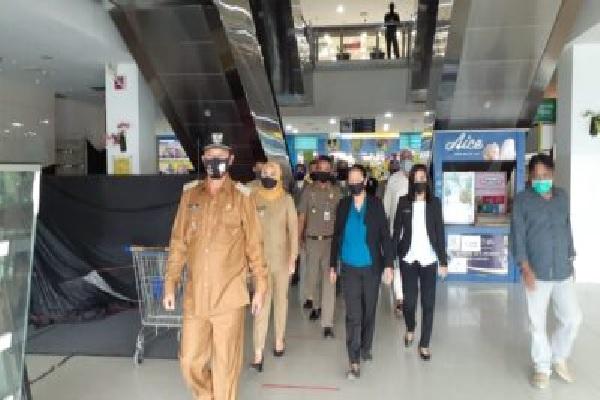 Jumlah Pengunjung Mal di Madiun Dibatasi Maksimal 300 Orang, Bagaimana Pengunjung Lain?