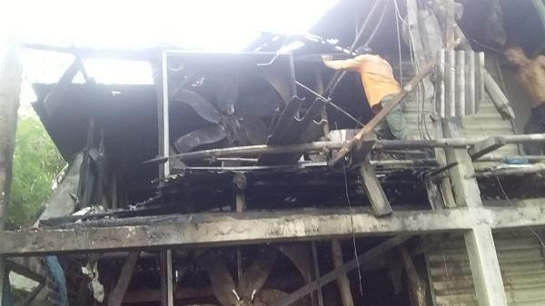 Kandang Berisi Ribuan Ekor Ayam di Grobogan Ludes Terbakar