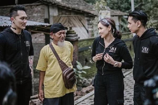 Di Alas Ketonggo Srigati Ngawi, Sara Wijayanto Mulai Bisa Komunikasi dengan Hantu