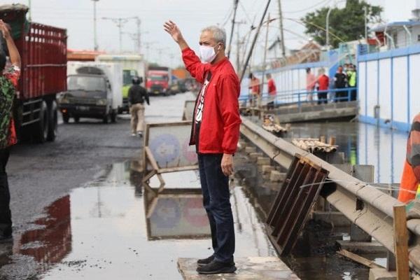 Korban Rob Pantura Digelontor Bantuan Pemprov Jateng