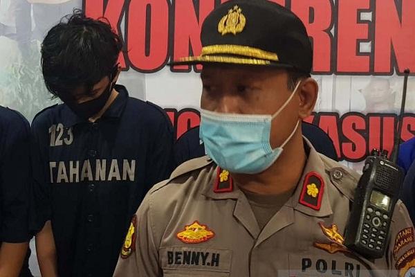 5 Remaja Semarang Dicokok Polisi Gara-Gara Keroyok Pemuda Lain Hingga Tewas