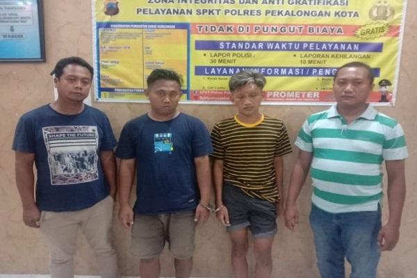 Di Pekalongan, Komplotan Pencuri Bobol Warung Makan