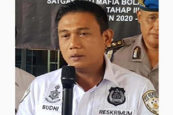 Direktur Kriminal Umum Polda Jateng Dimutasi