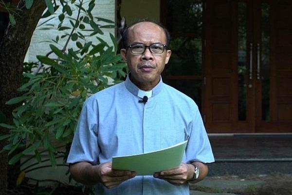 Keuskupan Agung Semarang Tetap Darurat Peribadatan Covid-19