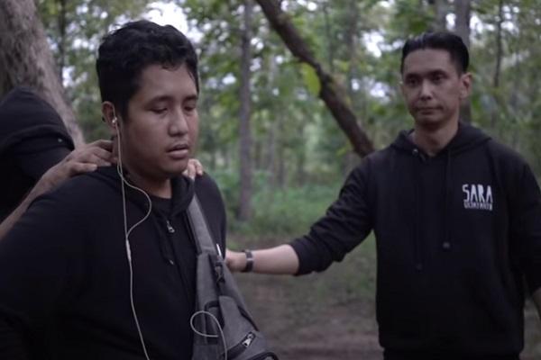 Alami Dehidrasi di Alas Ketonggo Ngawi, Kru Sara Wijayanto Hampir Pingsan