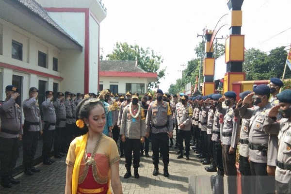 Kapolda Ingin Social Bonding Diterapkan di Jateng